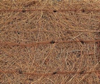 tapis aiguillet 450 g m en fibres de coco renforc es de. Black Bedroom Furniture Sets. Home Design Ideas